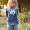 Zľava Tričko Mačka vo vrecku - detské