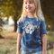 Pre dokonalý a originálny outfit Tričko Mačka vo vrecku - detské