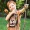 Lifestyle foto Tričko Lev bojovník - detské