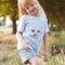Zľava Tričko Huňaté mačiatko – detské