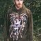 Rabatt Sweatshirt mit Kapuze DJ Jahman