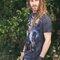 Rabatt T-Shirt Toter Gitarrist