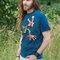für ein vollkommenes und originelles Outfit T-Shirt Laubfrosch Viki