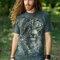 Foto T-Shirt Wilder Tiger