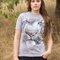 Geschenk von Dedoles T-Shirt Weißer Tiger