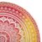 Szerezzen magának örömet ezzel a Dedoles darabbal Pamut mandala Nyári nap