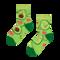 Foto Lustige Kinder Socken Avocado-Liebe