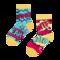 Pre dokonalý a originálny outfit Detské veselé ponožky Komiks