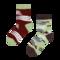 Výnimočný darček od Dedoles Detské veselé ponožky Leňochod