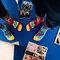 Potešte sa týmto kúskom Dedoles Весели чорапи Комикс