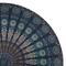 für ein vollkommenes und originelles Outfit Rundes Strandtuch Bohemien