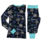 Zľava Dámske Dvojdielne termo pyžamo Vločky