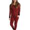 Výnimočný darček od Dedoles Dámske Dvojdielne termo pyžamo Losy