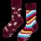 für ein vollkommenes und originelles Outfit Many Mornings Socken Einhörner und Regenbogen