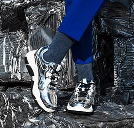 Nogavice iz recikliranega bombaža