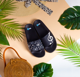 Discover the Beach Footwear too