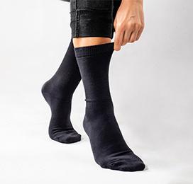 Des chaussettes confortables