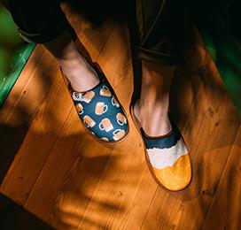 Veselé papuče